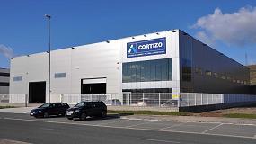 Foto de Cortizo amplía su centro logístico de Álava