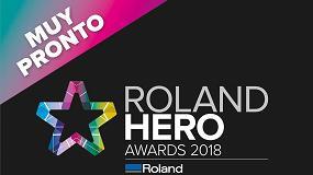 Foto de Roland DG rinde homenaje a sus clientes con los premios Roland Hero 2018