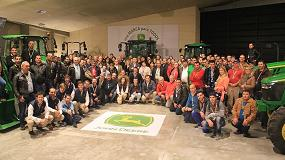 Foto de John Deere celebra los 100 años de sus tractores con sus concesionarios de Portugal