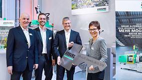 Foto de Nuevo centro tecnológico de Arburg en Austria