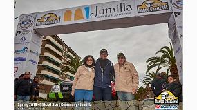 Foto de El equipo Interempresas–Saviat, en la Maroc Challenge Sprint 2018