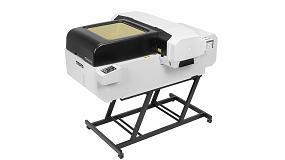 Foto de Tecnohard distribuye la nueva impresora plana de sobremesa Mutoh Valuejet 626UF UV LED A2