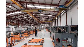 Foto de Sistemas HB de Abus en un fabricante de máquinas de formado de cajas de cartón