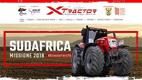 Foto de Arranca la expedición solidaria 'XTractor Around the World'