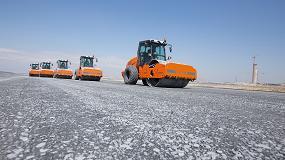 Foto de Wirtgen Group participa con sus instalaciones y máquinas en la construcción del 'Nuevo Aeropuerto de Estambul'