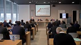 Foto de Aimhe celebra su X Asamblea General y renueva su Junta Directiva