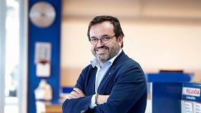 Fotografia de Ignacio González, consejero delegado de Nueva Pescanova, nuevo vicepresidente de Aecoc
