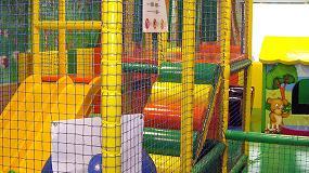 Foto de Icolandia amplía su servicio de mantenimiento de parques infantiles de interior