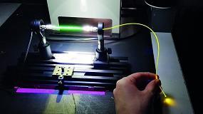 Foto de Nueva fibra óptica de plástico que capta energía solar con alto rendimiento