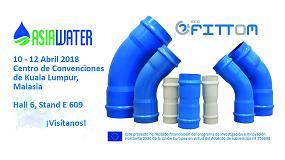 Foto de Molecor participará en Asia Water 2018