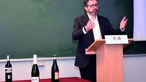 Foto de Entrevista a Joan Miquel Canals, presidente de la Associació Catalana d'Enòlegs