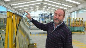 Foto de Entrevista a Vicente Cervera, gerente de Cerviglas