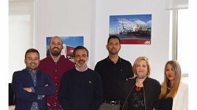 Foto de La delegación del Grupo Moldtrans en Las Palmas cumple cinco años