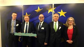 Fotografia de Veterindustria y AnimalhealthEurope se reúnen con el comisario de Salud y Seguridad Alimentaria de la UE