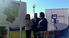 """Foto de Las estaciones de servicio, """"cómplices para la difusión de los recursos turísticos de Aragón"""""""