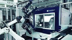 Foto de Danobat desarrolla un torno de alta precisión para NBI Bearings Europe