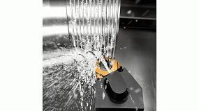 Foto de El refrigerante de precisión ayuda a mejorar las operaciones de torneado de roscas