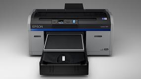 Foto de Epson promete aumentar ventas y clientes en Fespa 2018