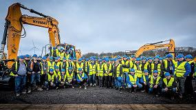 Foto de Hyundai celebra sus primeros 'Experience Days' en la central europea de Tessenderlo