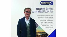 Foto de Conrado de la Gándara, nuevo delegado comercial de Casmar en la Zona Centro