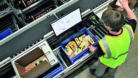 Foto de Dematic presenta su nueva solución goods-to-person para mejorar los tiempos de preparación de pedidos y aumentar drásticamente la ratio de envíos