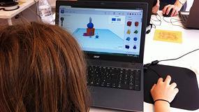 Foto de EntresD imparte la conferencia 'La revolución de la impresión 3D y cómo hacerla llegar a las aulas'