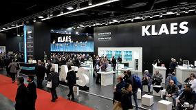 Foto de Positiva participación de Klaes en Fensterbau Frontale 2018