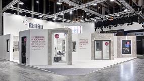 Foto de Rehau presenta en Fensterbau su experiencia de innovación y tecnología