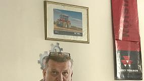 Foto de Miguel Ángel Menéndez, nuevo responsable de Massey Ferguson en España y Portugal