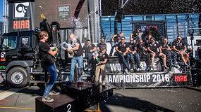Foto de Hiab se lanza a la búsqueda del Campeón Mundial de Grúas 2018