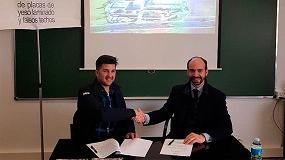 Foto de Pladur firma un nuevo acuerdo de colaboración y patrocinio con AD'IP