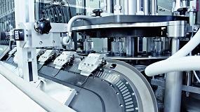 Foto de XTS hace posible una máquina lineal compacta y rápida