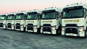 Foto de Grupo Aldepa adquiere 9 unidades Used Trucks con el sello de calidad 'Selection'
