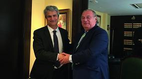 Foto de Tecnifuego-Aespi firma un convenio con la Federación de Organismos de Control