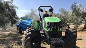 Foto de Prueba de campo: Deutz-Fahr 5G TB - Tractor ágil con espíritu olivarero