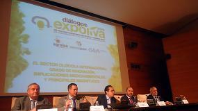 Foto de Primer Diálogo de Expoliva: innovación para producir más y mejor cuidando el medioambiente