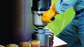 Picture of Nuevos taladros y herramientas de impacto neumáticas industriales de Ingersoll Rand con la certificación ATEX