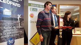 Foto de Entrega de premios de la DO Aceite del Bajo Aragón
