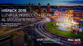 Foto de Wipotec-Ocs celebra 30 años de historia en Hispack
