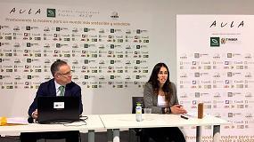 """Foto de María Sánchez Ontin, arquitecta, en Maderalia: """"Los mitos negativos de la madera se deben a un desconocimiento del material"""""""