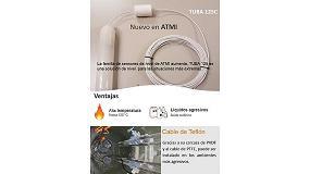 Foto de Atmi lanza su nuevo sensor de nivel para altas temperaturas y productos agresivos