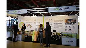 Foto de Ambilamp y Ambiafme fomentan el reciclaje en Eficam