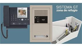 Foto de Sistema GT de Aiphone para zonas de refugio