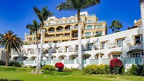 Foto de Las barandillas Comenza en la reforma del hotel Jardines de Nivaria de Tenerife