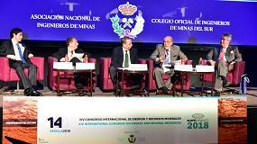 Foto de Concluye el XIV Congreso Internacional de Energía y Recursos Minerales, marcado por la alta calidad de su programa técnico