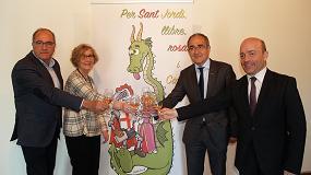 Fotografia de La Confraria del Cava apuesta por unir libros, roses y cava en Sant Jordi