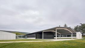 Foto de Isopan participa en la renovación de la cubierta del Colegio Isterria