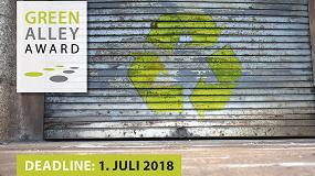 Picture of Abierta la convocatoria de los Premios Green Alley 2018 para start-ups orientadas a la economía circular