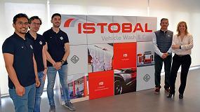 Foto de ISTOBAL, principal patrocinador del equipo Hyperloop UPV