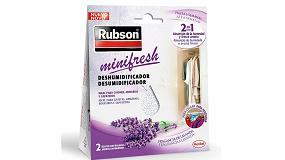 Foto de Rubson presenta el nuevo Minifresh Deshumidificador y Ambientador